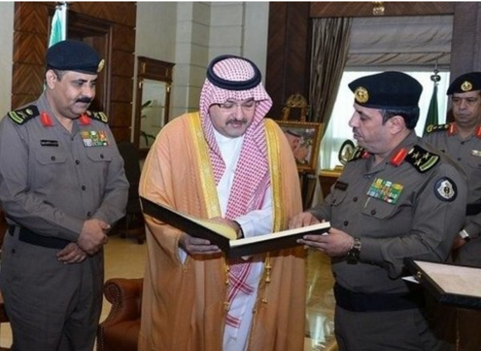 انخفاض معدل الجريمة 8% في جدة