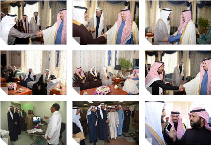 أمير منطقة الجوف يستعرض الخدمات الصحية مع معالي وزير الصحة