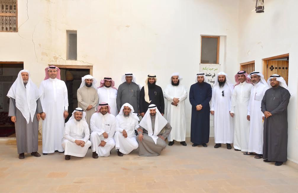 غرفة الأحساء تستضيف الاجتماع العاشر للجنة الوطنية للأوقاف بمجلس الغرف السعودية