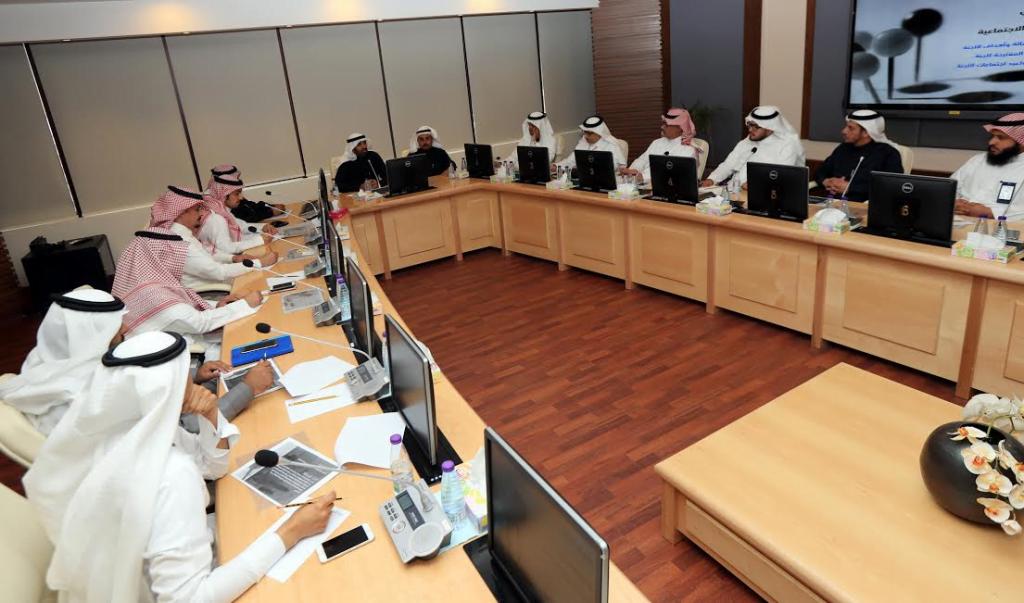 لجنة المسؤولية الاجتماعية تعقد اجتماعها الاول