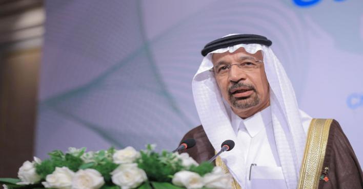 """""""وزير الطاقة"""" يتوقع شح المعروض في سوق النفط خلال عامين.. ونمو الطلب العالمي"""