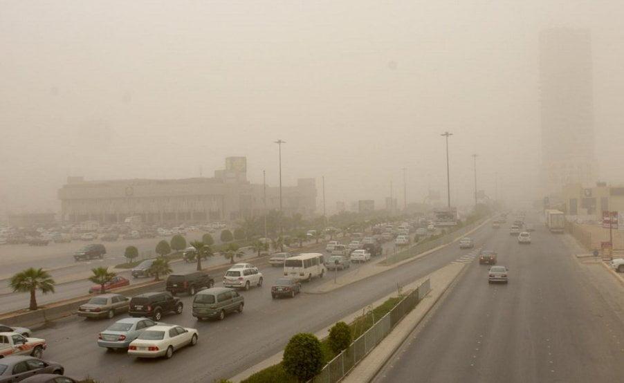 الأرصاد: انخفاض بدرجات الحرارة بالمناطق الشمالية وغبار على الرياض والشرقية