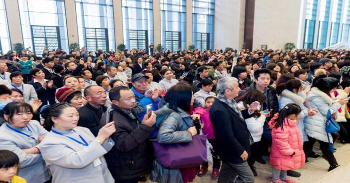 الصينيون يبدون إعجابهم بالإرث الحضاري والتاريخي للمملكة