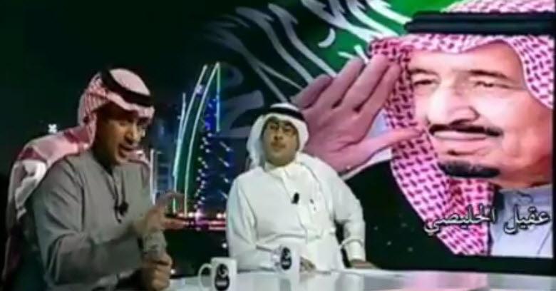 """بالفيديو.. الرائد مشعل بن محماس الحارثي ..يروي"""" قصة و قصيدة للملك سلمان"""" تنشر لأول مرة"""