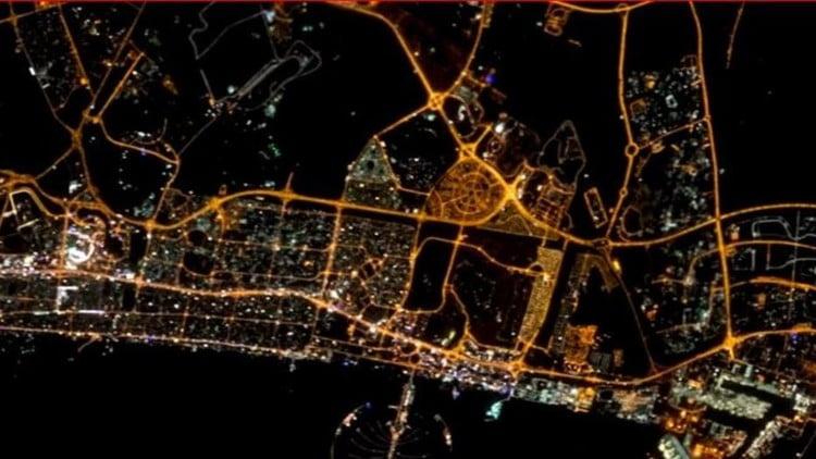 دولتان عربيتان تتصدران قائمة أجمل 16 صورة التقطتها ناسا في 2016 (فيديو)