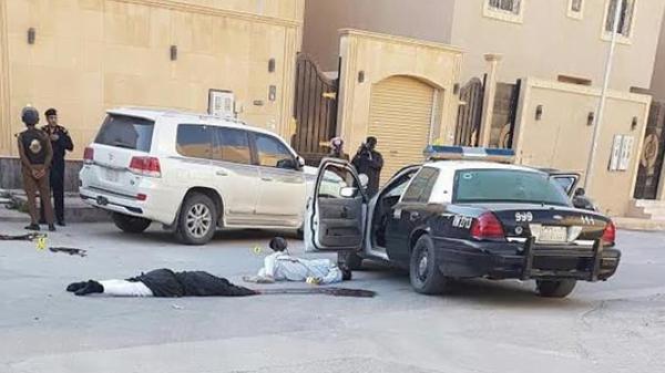 الداخلية : مقتل إرهابيين خطيرين وإصابة رجل أمن في عملية أمنية بحي الياسمين شمال الرياض