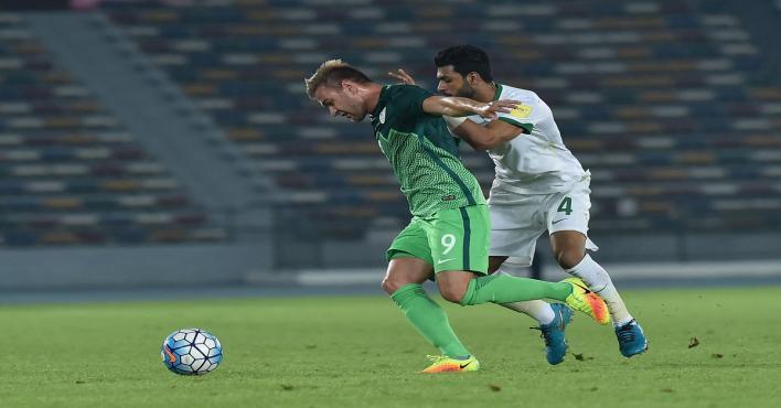 الأخضر السعودي يصعد إلى المرتبة 48 في تصنيف فيفا
