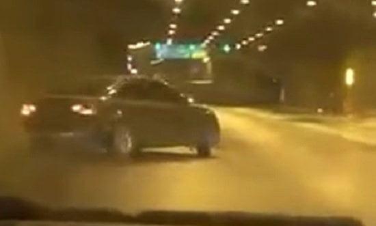 """القبض على مفحط طريق العروبة بالرياض """"فيديو"""""""