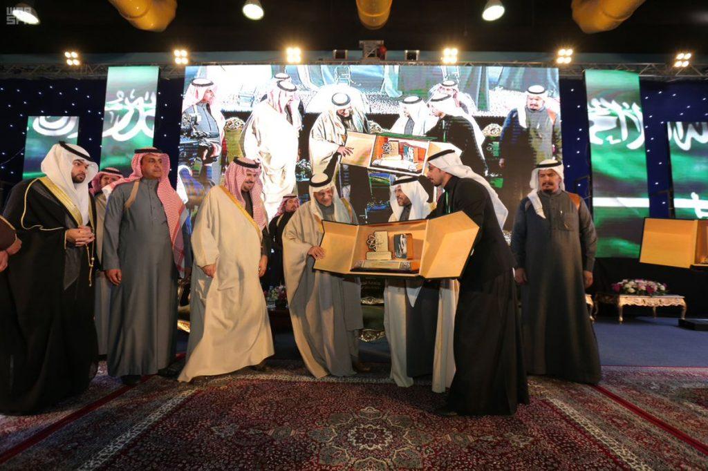 افتتاح معرض الملك فيصل … شاهد وشهيد بجامعة الجوف