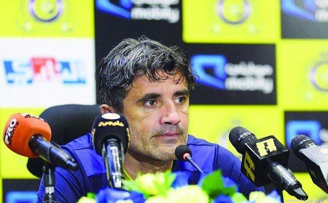 إدارة النصر تقرر تمديد عقد زوران حتى الموسم القادم