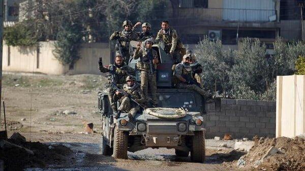 العراق.. تحرير 80% من شرق الموصل من قبضة داعش