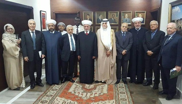 مفتي لبنان: السعودية هي الحاضنة لقضايا المسلمين