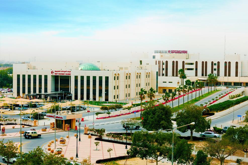 مستشفى الهيئة الملكية بالجبيل يستئصل ١٧ ورم من رحم أربعينية
