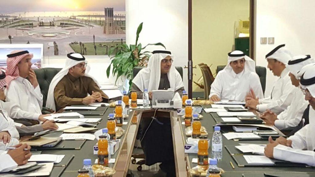 أمانة الشرقية تعقد الاجتماع الثاني لبحث ربط المدن الساحلية بالمنطقة  بشبكة النقل العام والسكك الحديدية