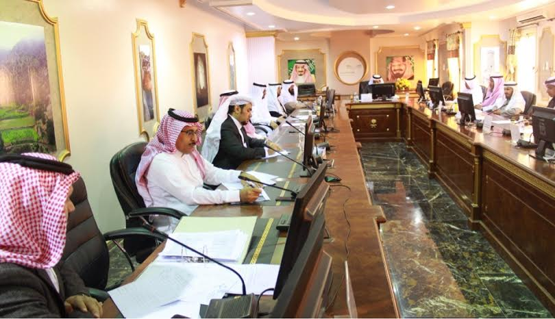 مدير تعليم الباحة يترأس الجلسة الأولى لأعمال المجلس التعليمي للمنطقة