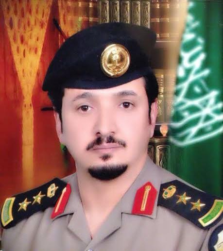 الزهراني مديرا لشرطة رابغ
