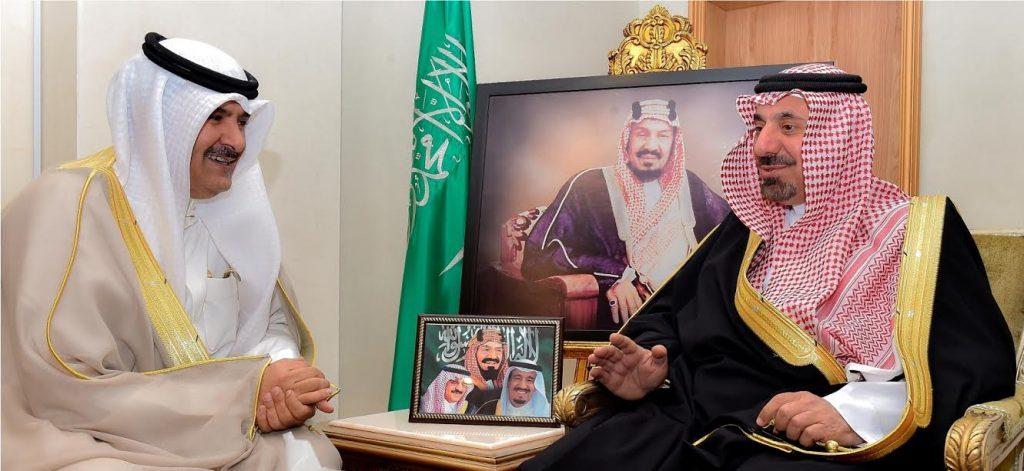 أمير نجران:  العلاقات السعودية الكويتية تتجاوز القاموس الدبلوماسي