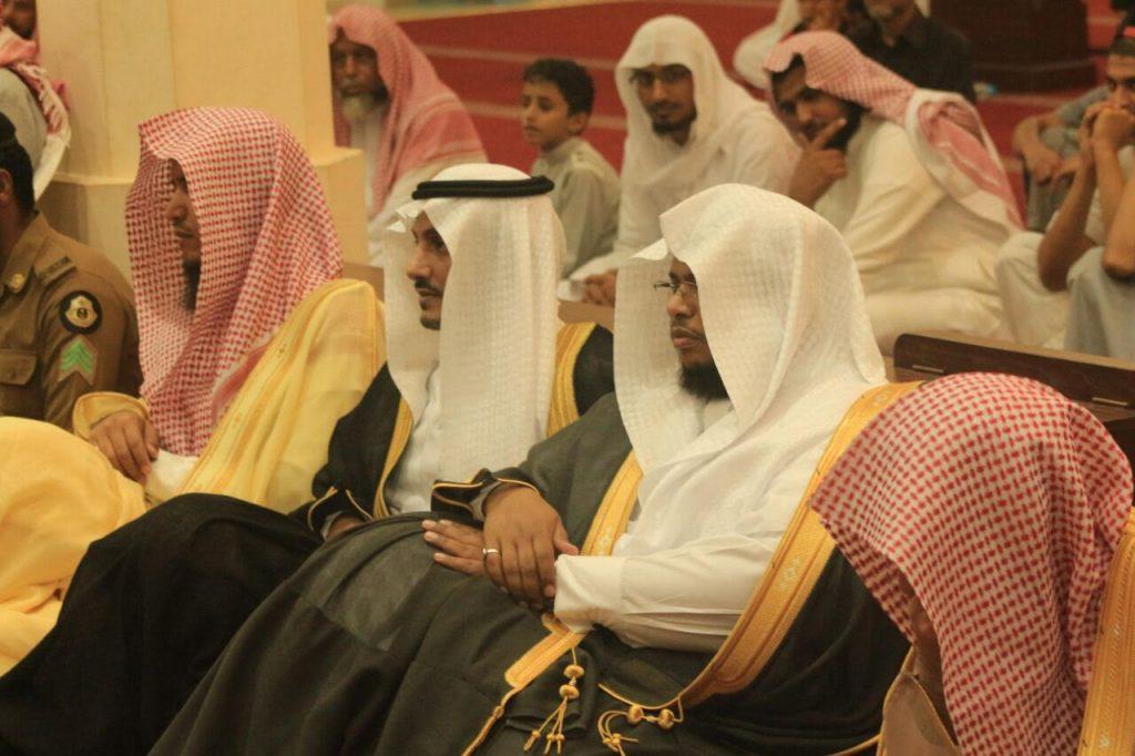جمعية تحفيظ القرآن الكريم بالعارضة تقيم حفلاً تكريمياً لطلابها