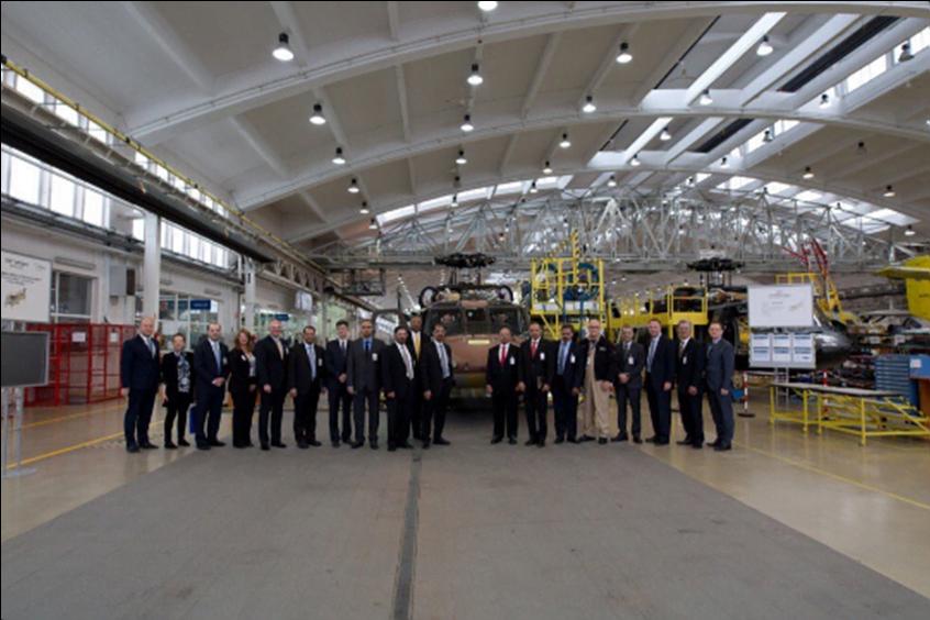 شركة تقنية الطيران التابعة لصندوق الاستثمارات تتجه لإنشاء مصنع مروحيات في المملكة