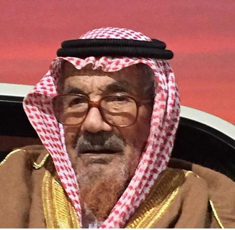 الشيخ حمد بن سيف بن مجدل في (ذمة الله)