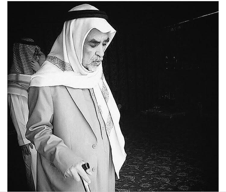 الشيخ تركي بن ربيعان أمير الفوج العاشر بالحرس الوطني السابق في ذمة الله