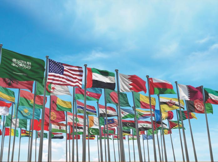 الرياض تتزين لاستقبال ترمب وعدد من الدول الإسلامية