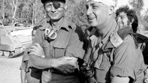 إسرائيل ترفع السرية عن أرشيف حرب يونيو 1967
