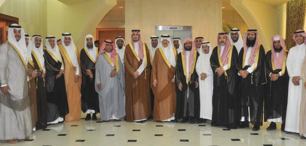 """الأمير سعود بن نايف يضع حجر الأساس لمشروع """"وقف منار القرآن"""" التابع لتحفيظ الجبيل بقيمةٍ تجاوزت 50 مليون ريال"""