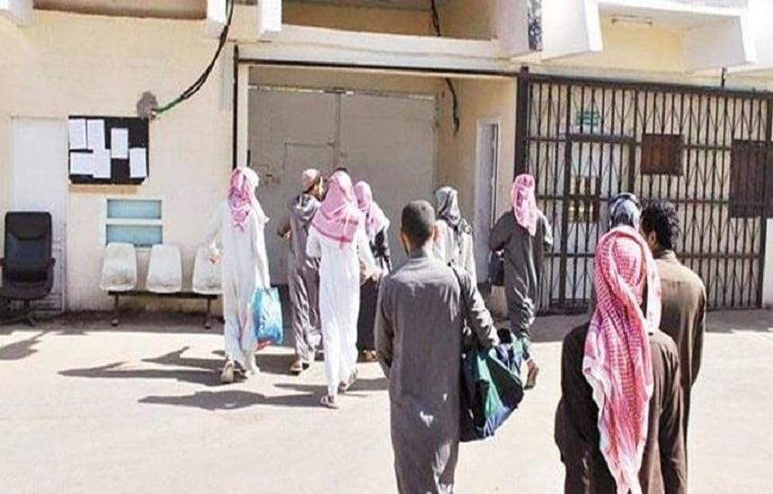 """الإفراج عن الدفعة الأولى لسجناء الحق الخاص بمنطقة الحدود الشمالية المستفيدين من حملة """"تفريج كربة"""""""