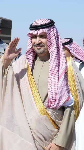 أمير الجوف يستقبل عبدالعزيز بن فهد لمباشرة عمله نائباً لأمير المنطقة
