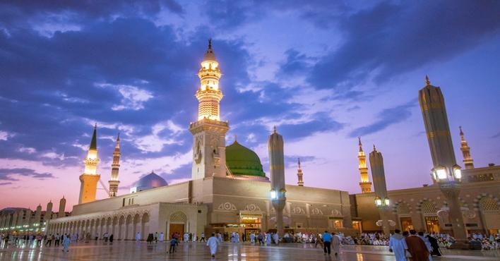 رئاسة المسجد النبوي تسهّل دخول ذوي الاحتياجات الخاصة للمسجد