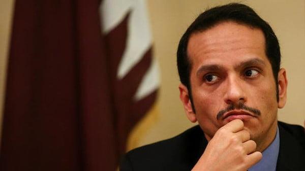 """بالفيديو..وزير خارجية قطر يعترف بتمويل بلاده للإرهاب ويبرر..""""لسنا الوحيدون"""""""