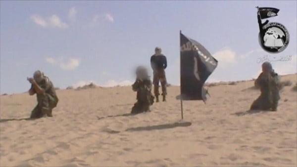 تصفية أخطر قياديي داعش سيناء
