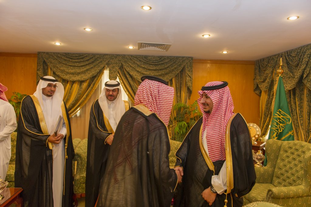 نائب أمير الجوف..طموحنا في تحقيق رؤية المملكة 2030 لا سقف له