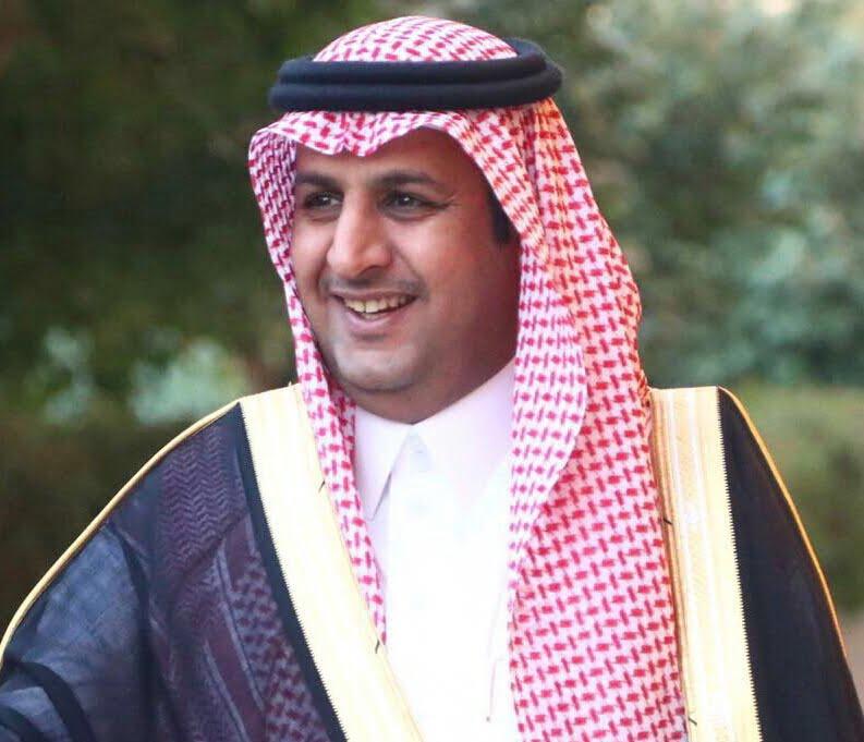 ترقية زامل بن مناحي رئيس الاخوياءبإمارة منطقة الرياض الي المرتبة الحادية عشر