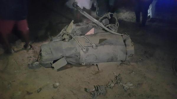 بالفيديو.. اعتراض وتدمير صاروخ باليستي أطلقه الحوثيون باتجاه الطائف
