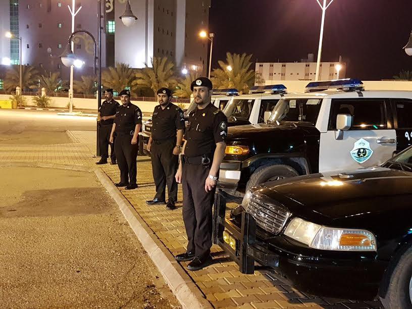 شرطة الجوف تضبط 80 متسللا و 21 مخالف