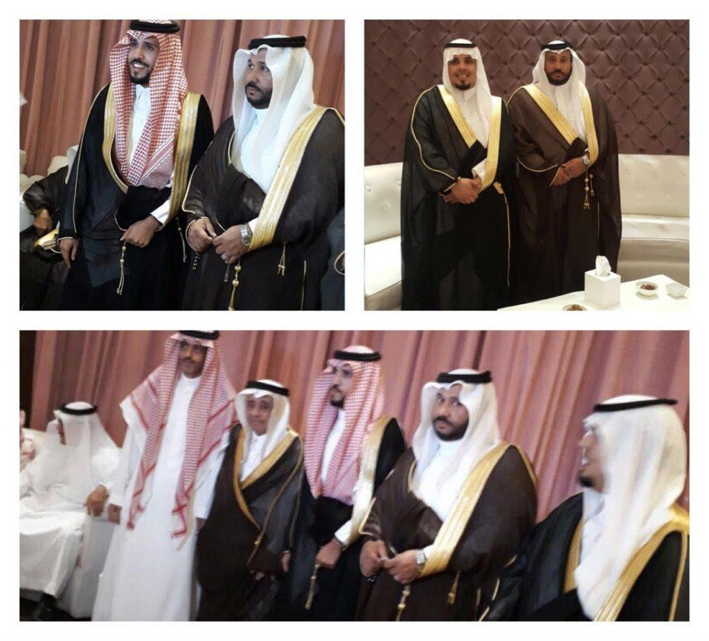 """أفراح """"السويدي"""" و """"العمودي"""" بزواج عثمان بقاعة لومير بجدة"""