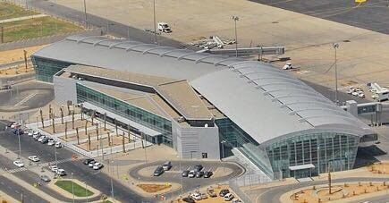 بدء تشغيل مركز المراقبة الصحية الجديد بمطار الأمير سلطان بتبوك