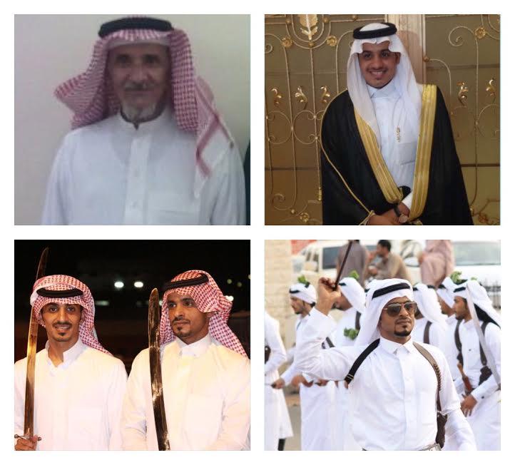 """""""بن كرميده"""" يحتفل بزواج نجله مشاري بمحافظة قلوة"""