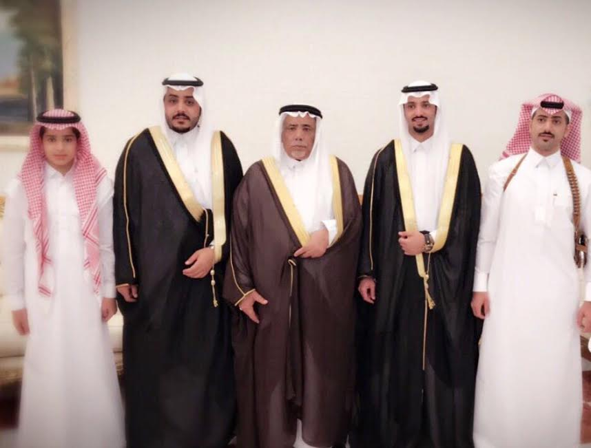 """""""الفقيه"""" يحتفل بزفاف """"عبدالمحسن"""" و""""عبدالاله"""" في الباحة"""