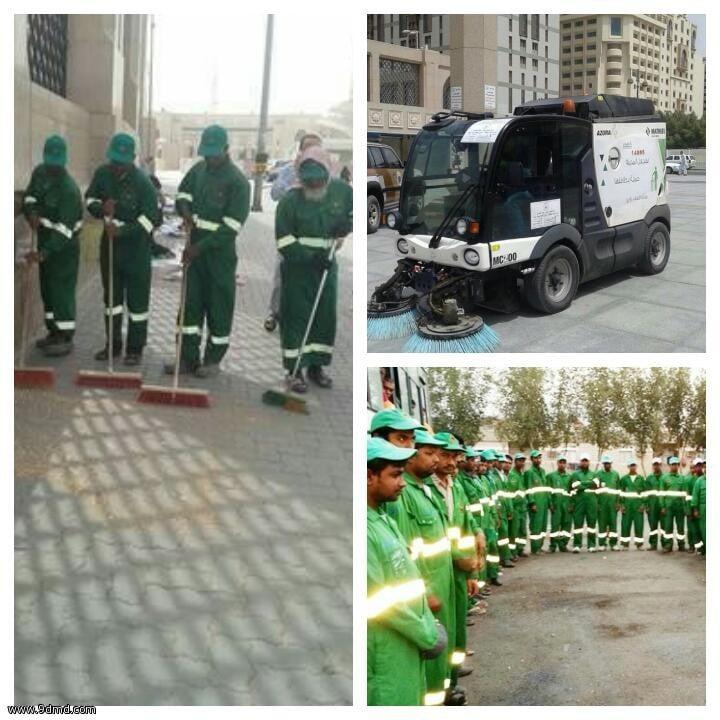 أمانة المدينة المنورة تعلن جاهزيتها لاستقبال عيد الأضحى المبارك