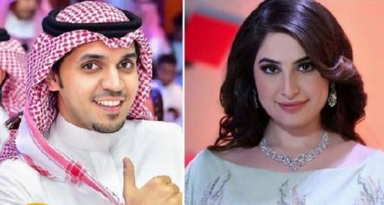 كيف تفاعل نجوم الإعلام والمشاهير مع زواج حمود الفايز رؤى الصبان