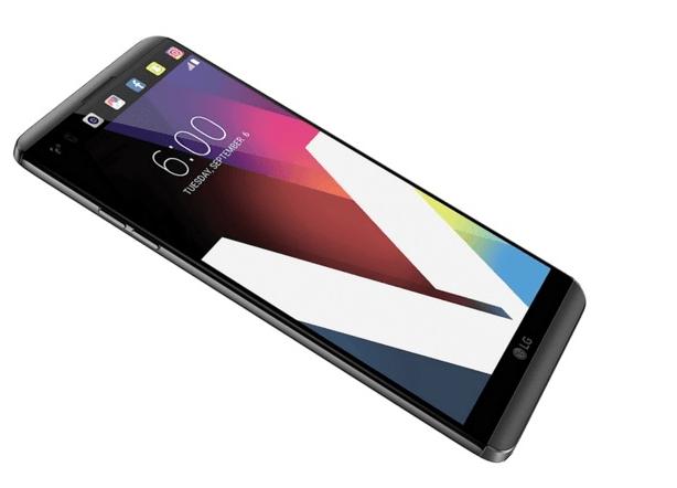 «إل جي» تعتزم إطلاق طرازين من هاتفها الذكي المرتقب «LG V30»