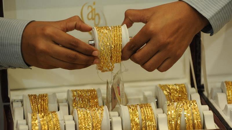 أسعار الذهب تتخطى 1317 دولارا للأوقية
