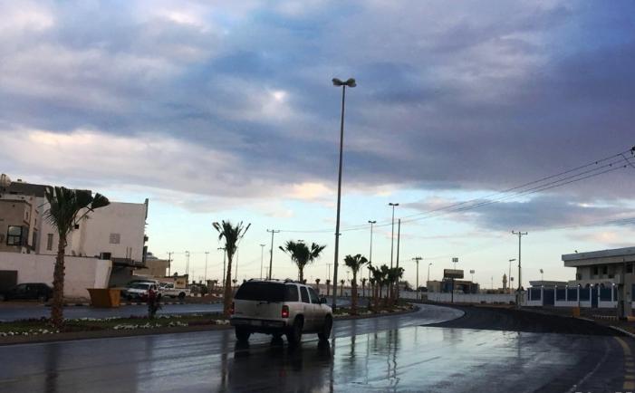 توقعات بهطول أمطار رعدية في الباحة وعسير ونجران