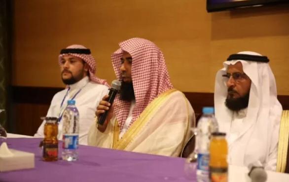 إمام المسجد النبوي: أبناء الشهداء هم أبناء خادم الحرمين ونائبه