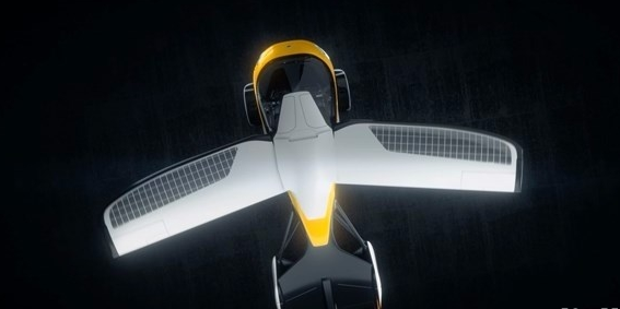 AeroMobil» سيارة طائرة تنتقل من الطريق إلى الجو في 3 دقائق