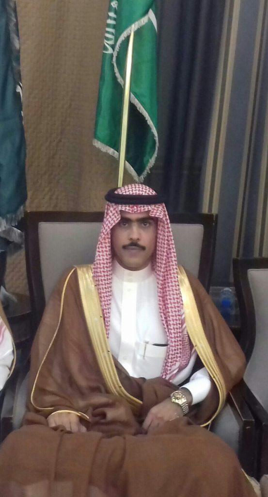 """""""سفر بن مسعود"""" عضو المجلس البلدي بمحافظة الخرج يحتفل بزواجه"""