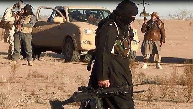 انهيار في صفوف مسلحي داعش في تلعفر آخر معاقلهم بالعراق
